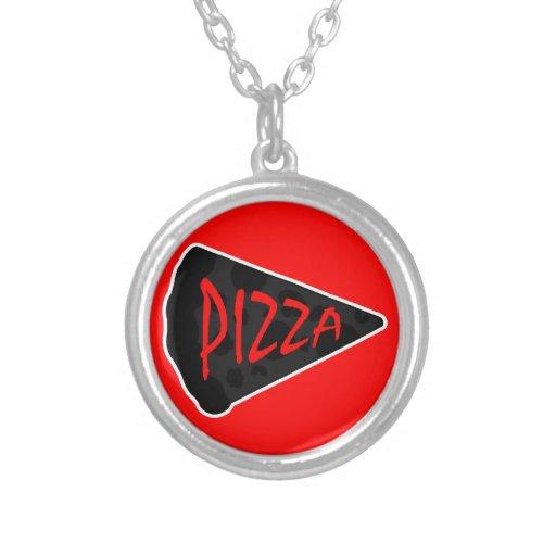 Slice of Pizza Pendants