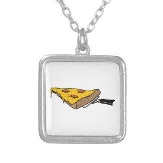 Slice of Pizza Necklaces