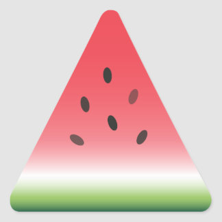 Slice of Watermelon Stickers