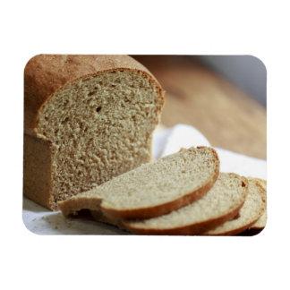 Sliced Bread photo Rectangular Photo Magnet