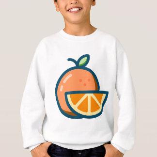 Sliced Orange Sweatshirt
