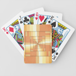 Slices of Orange Bicycle Playing Cards