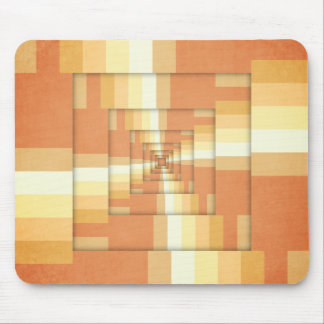Slices of Orange Mouse Pad