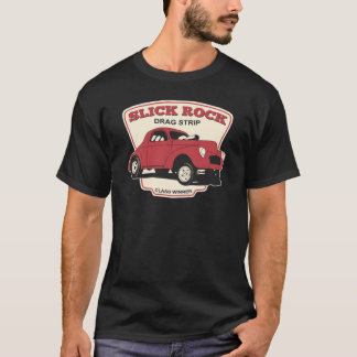 Slick Rock Drag Strip T-Shirt