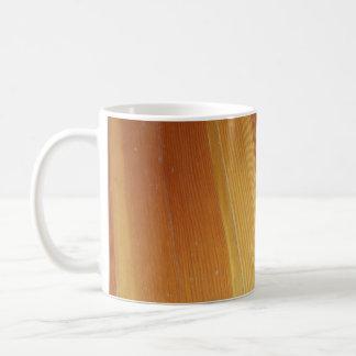 slide basic white mug