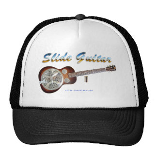 Slide Guitar Cap
