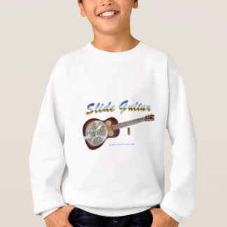 Slide Guitar Sweatshirt