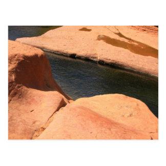 Slide Rock Postcard