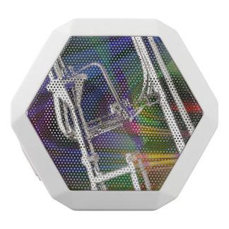 Slide Trombone key 3 Ring Binder Notebook ADD TEXT