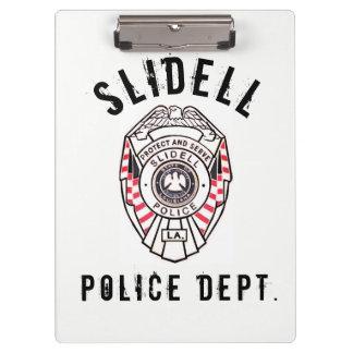 Slidell Police Dept. Clipboard Office Supplies