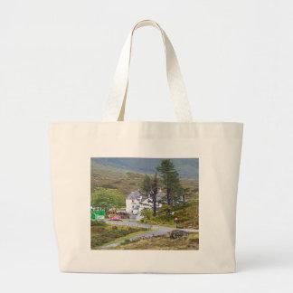 Sligachan Hotel, Isle of Skye, Scotland Large Tote Bag