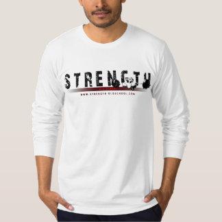 Slim Fit Strength Oldschool Top