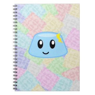 slime notebook