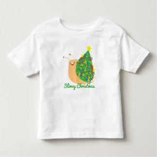 Slimey Christmas Toddler T-Shirt
