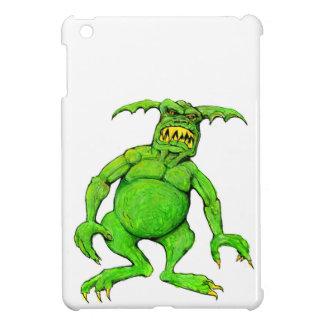Slimey Green Monster iPad Mini Cover