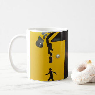 Slimy Monster Hand Coffee Mug