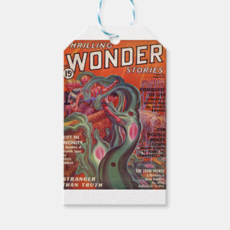 Slimy Tentacles Gift Tags