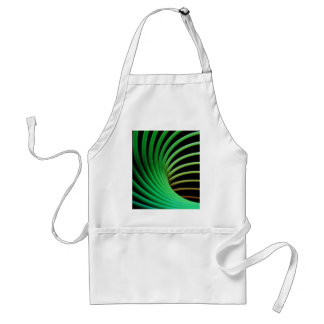 slinky abstract aprons