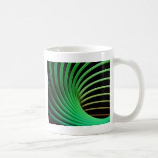slinky abstract coffee mugs