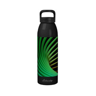 slinky abstract Liberty Bottle Drinking Bottle