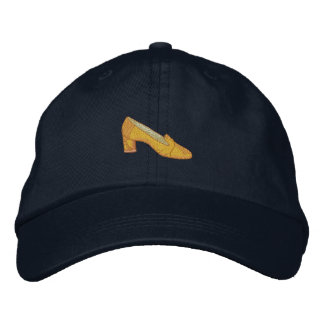 Slip On Embroidered Cap