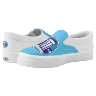 Slip On Shoes MEDITERRANEAN DREAM LOGO Printed Shoes
