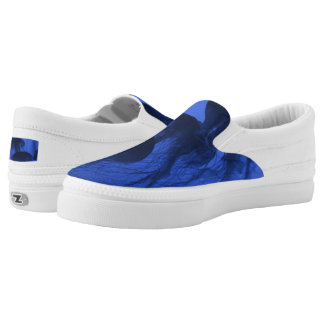 Slip On Shoes PHOTOGRAPH OF JELLYFISH 2 Printed Shoes