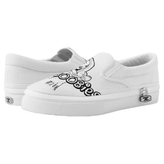 Slip On Shoes Printed Shoes