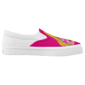 Slip On Shoes sneakers, ZIPZ Printed Shoes