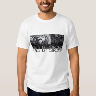 Slip & Slide Tee Shirts
