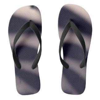 Slipper abstract fumê thongs