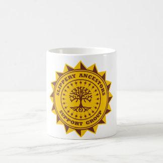 Slippery Ancestors Support Group Coffee Mug