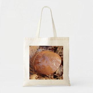 Slippery Jack Mushroom Tote Bag