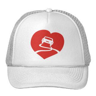 Slippery Love Sign hat
