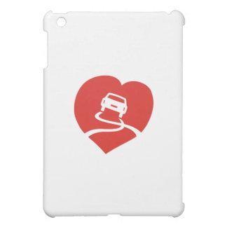 Slippery Love Sign iPad case