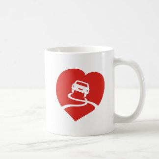 Slippery Love Sign mug