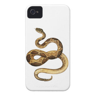 Slithering Expressions iPhone 4 Case-Mate Cases