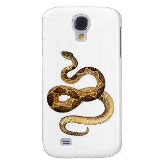 Slithering Expressions Samsung Galaxy S4 Cases