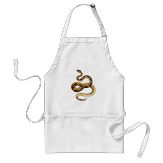 Slithering Expressions Standard Apron
