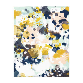 Sloane - Abstract canvas wall art