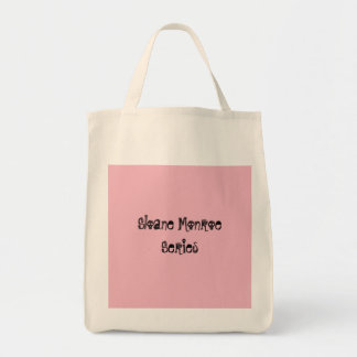 Sloane Monroe Series Tote Bag - Pink