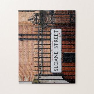 Sloane Square Chelsea Jigsaw Puzzle