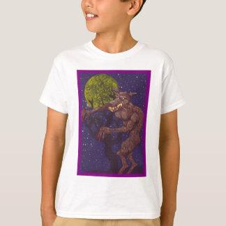 Slobbering Werewolf T-Shirt