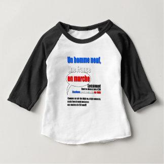 Slogan: En Marche T-shirt Enfant