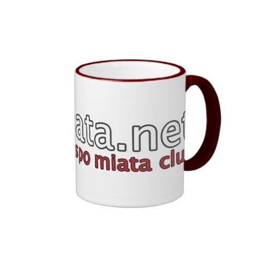 SLOmiata.net 15oz Coffee Cup Coffee Mug