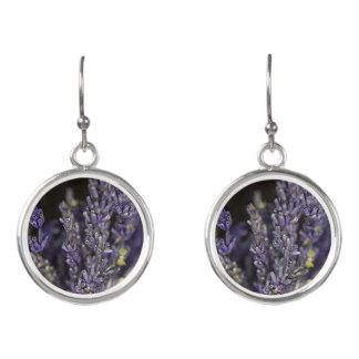 SLOPES Lavender Earrings