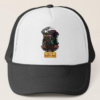 Slot Factory's Jill Jackpot Trucker Hat