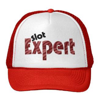 Slot Machine Expert Casino Hat