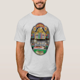 Slot Machine Jackpot T-Shirt