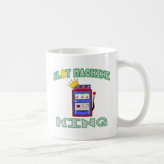 Slot Machine King Mugs